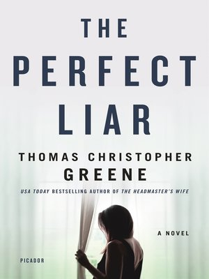 cover image of The Perfect Liar