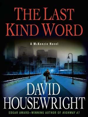 cover image of The Last Kind Word