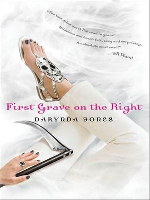 Cover image for First Grave on the Right