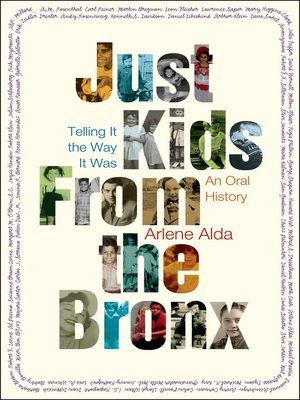cover image of Just Kids from the Bronx