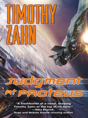 cover image of Judgment at Proteus