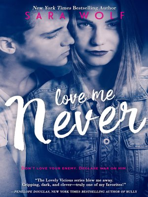 cover image of Love Me Never