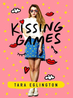 cover image of Kissing Games