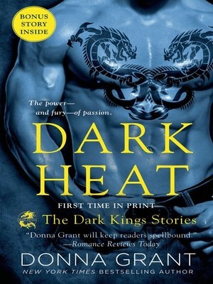 cover image of Dark Heat