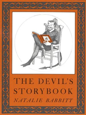 cover image of The Devil's Storybook