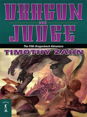 cover image of Dragon and Judge