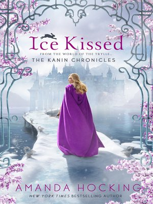 cover image of Ice Kissed
