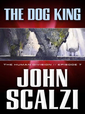 cover image of The Dog King