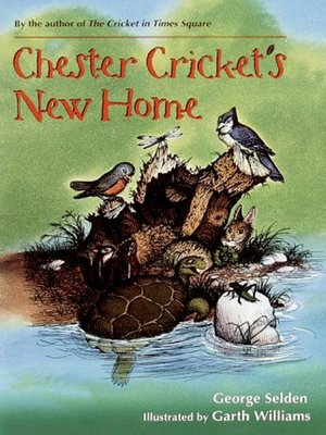 cover image of Chester Cricket's New Home