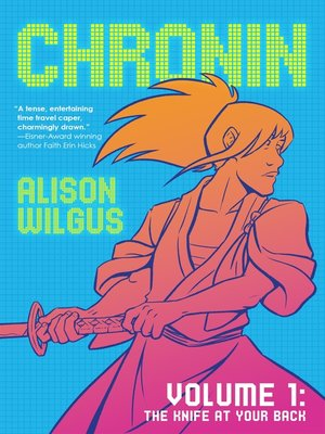 cover image of Chronin, Volume 1: The Knife at Your Back