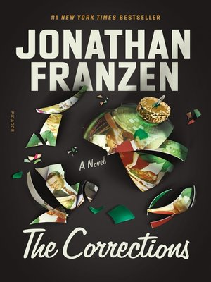 cover image of The Corrections
