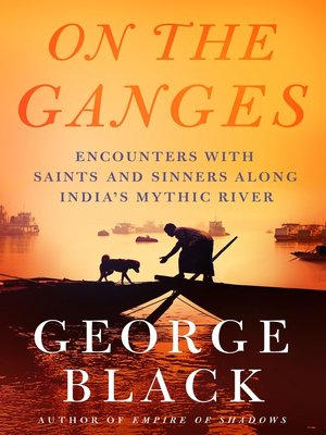 cover image of On the Ganges