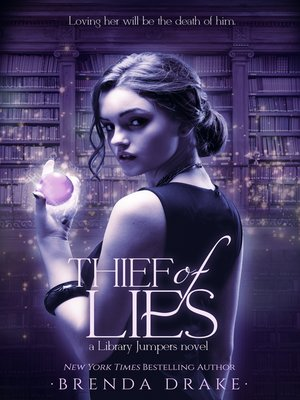 cover image of Thief of Lies