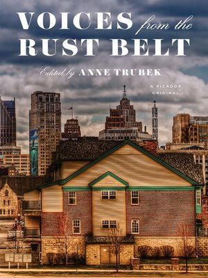 cover image of Voices from the Rust Belt