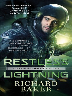 cover image of Restless Lightning--Breaker of Empires, Book 2