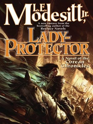 cover image of Lady-Protector