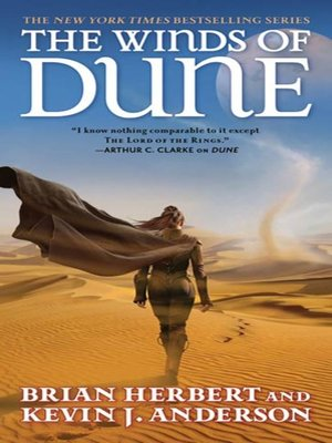 cover image of The Winds of Dune