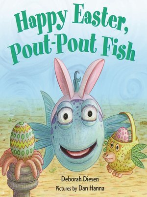 cover image of Happy Easter, Pout-Pout Fish