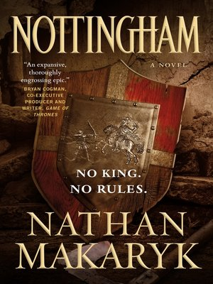 cover image of Nottingham