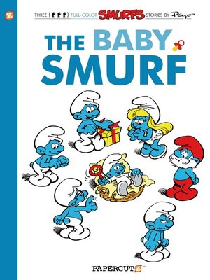 cover image of The Baby Smurf
