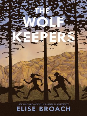 cover image of The Wolf Keepers