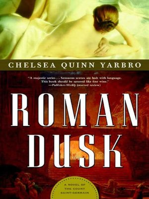 cover image of Roman Dusk