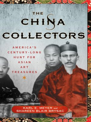 cover image of The China Collectors