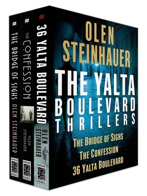 cover image of The Yalta Boulevard Series, Books 1-3