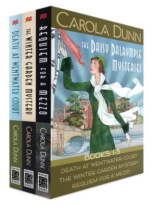 cover image of The Daisy Dalrymple Mysteries, Books 1-3