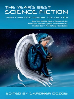 cover image of The Year's Best Science Fiction, Thirty-Second Annual Collection