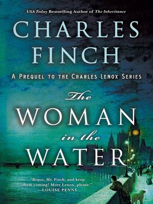 cover image of The Woman in the Water, A Charles Lenox Prequel
