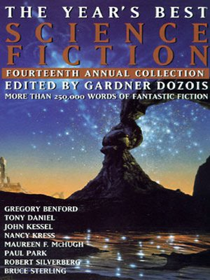 cover image of The Year's Best Science Fiction, Fourteenth Annual Collection