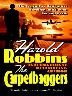 cover image of The Carpetbaggers