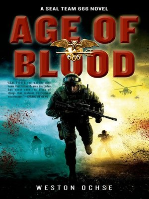 cover image of Age of Blood--A SEAL Team 666 Novel
