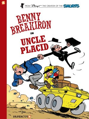 cover image of Uncle Placid