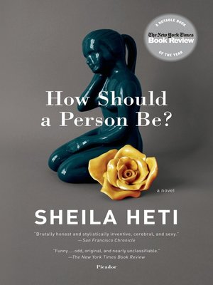 how should a person be ebook