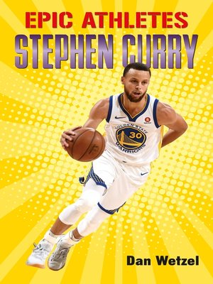 cover image of Epic Athletes--Stephen Curry
