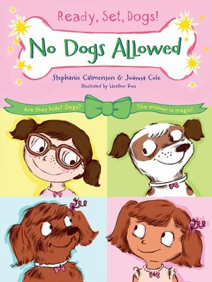 cover image of No Dogs Allowed