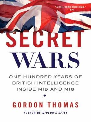 cover image of Secret Wars