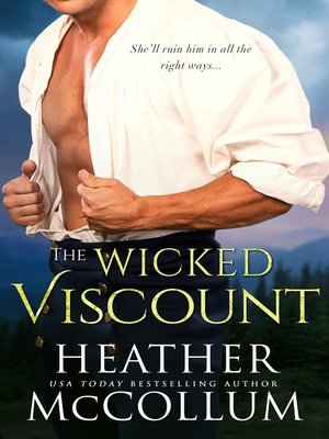 cover image of The Wicked Viscount