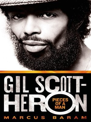 cover image of Gil Scott-Heron--Pieces of a Man