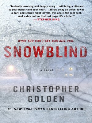 cover image of Snowblind