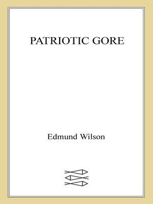 cover image of Patriotic Gore
