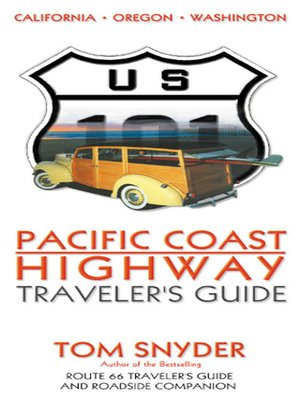 cover image of Pacific Coast Highway--Traveler's Guide