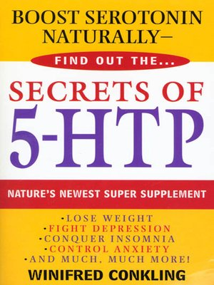 cover image of Secrets of 5-HTP