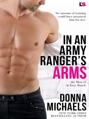 cover image of In an Army Ranger's Arms