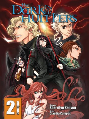 cover image of The Dark-Hunters, Volume 2