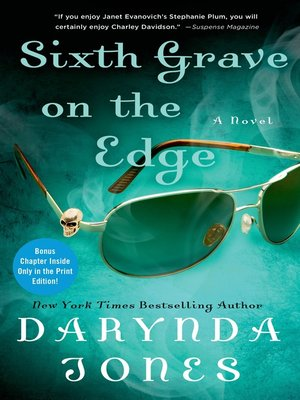 cover image of Sixth Grave on the Edge