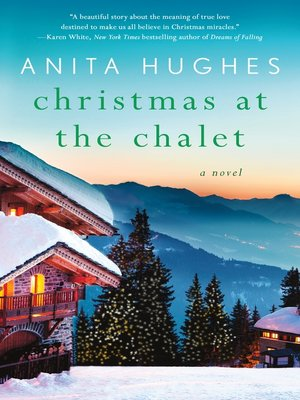 cover image of Christmas at the Chalet