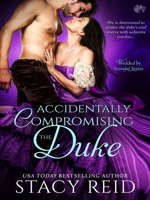 cover image of Accidentally Compromising the Duke